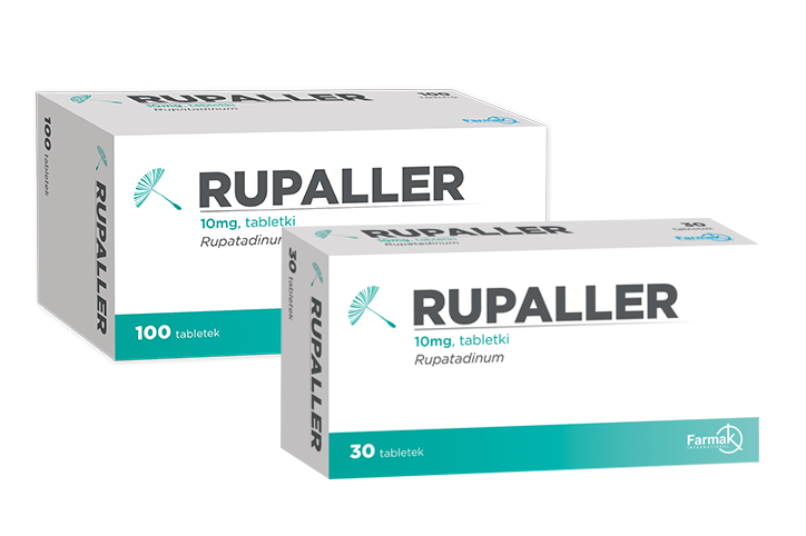 Rupaller 30 i 100 tabletek